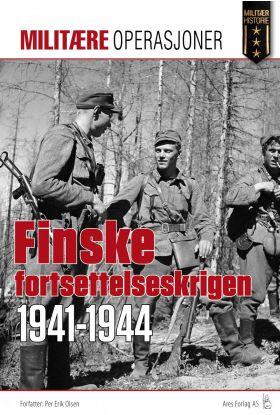 Den finske fortsettelseskrigen 1941-1944