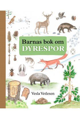 Barnas bok om dyrespor