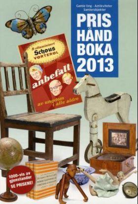 Prishåndboka 2013