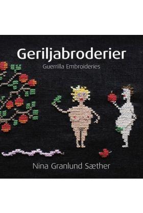 Geriljabroderier = Guerrilla embroideries