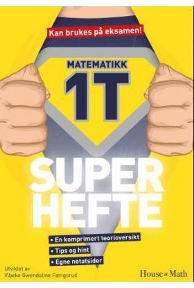 Superhefte 1T