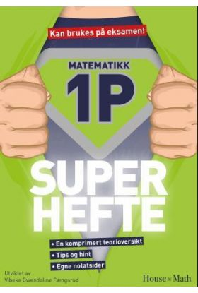 Superhefte 1P