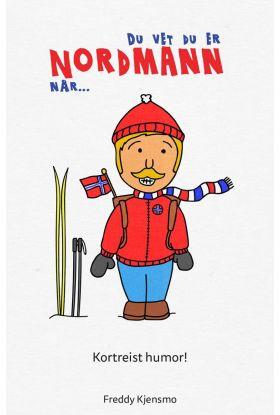 Du vet du er nordmann når-