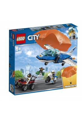 Lego Fallskjermarrestasjon 60208