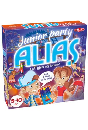 Spill Alias Junior Party
