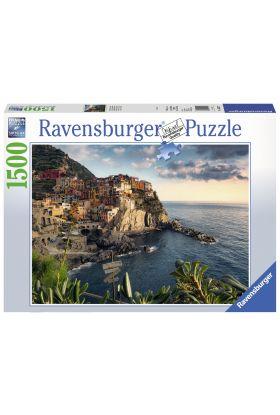 Puslespill Ravensburger 1500 Cinque Terre