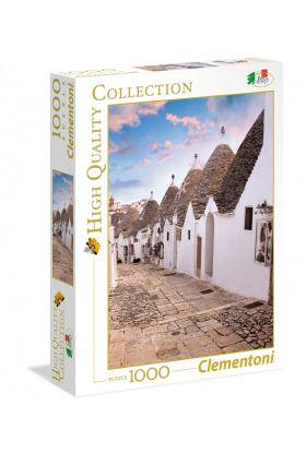 Puslespill 1000B Alberobello Clementoni