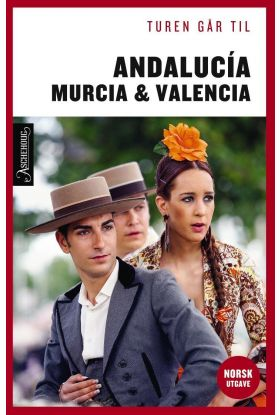 Turen går til Andalucía, Murcia & Valencia