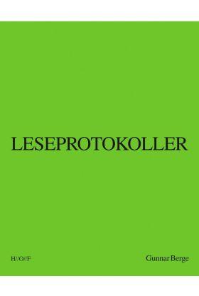 Leseprotokoller