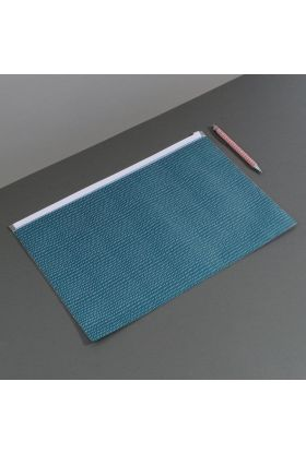 Ziplock Lomme PD A4 Zippy Wallet Teal
