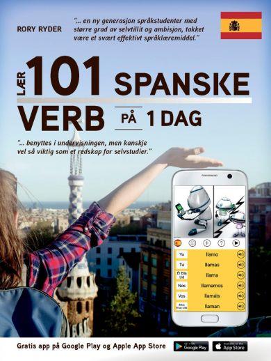 Lær 101 spanske verb på 1 dag