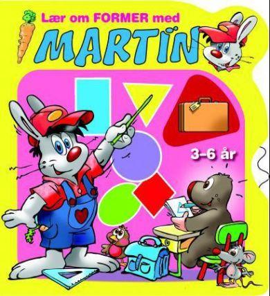 Lær om former med Martin