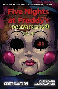 1:35AM. Fazebar Frights #3
