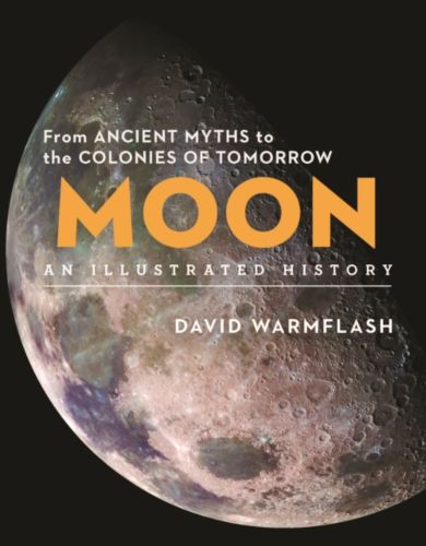 Moon:An Illustrated History