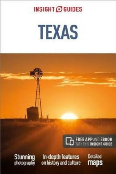 Insight Guides Texas (Travel Guide with Free eBook)