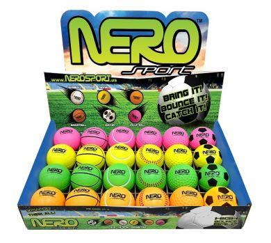 Leke Nero Sport Ball 6.3 cm Super