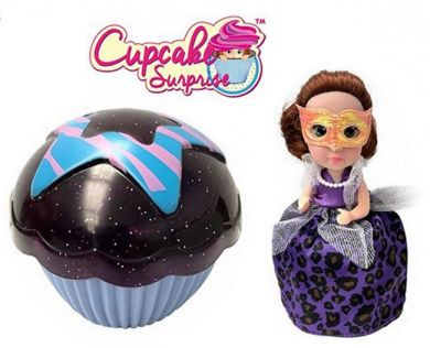 Cupcake Surp. Masquearde 14Cm Doll