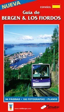 Guidebok Bergen & Fjordene Spansk