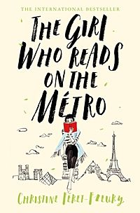 The Girl Who Reads on the Metro