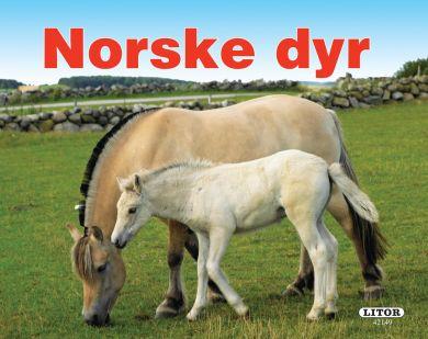 Norske dyr pekebok