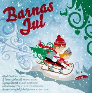 Barnas jul CD