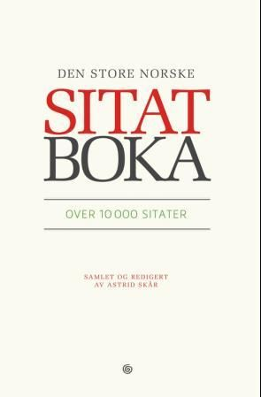 Den store norske sitatboka
