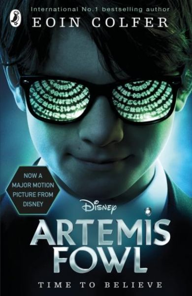 Artemis Fowl Film Tie-In