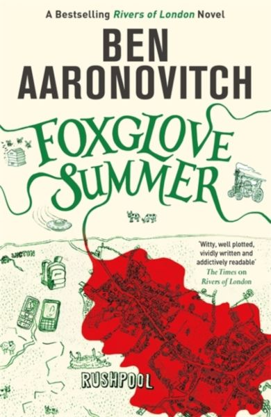 Foxglove Summer. Rivers of London 5