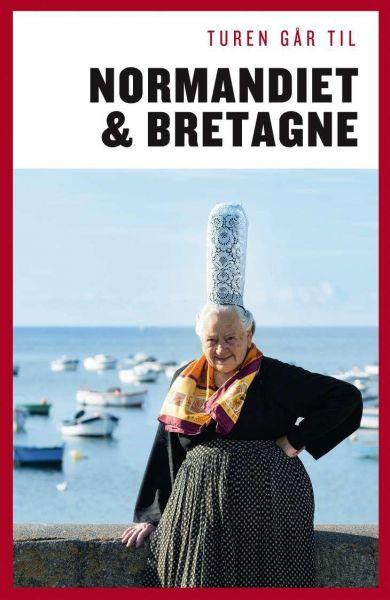 Turen går til Normandiet & Bretagne