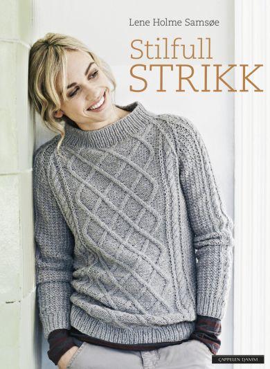 Stilfull strikk