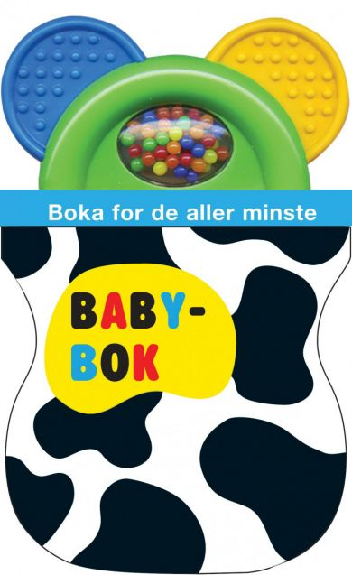 Babybok: Boka for de aller minste lekebok med biterangle