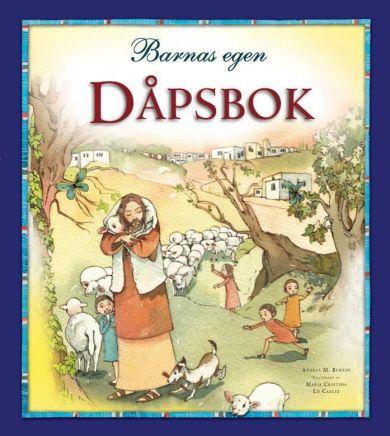 Barnas egen dåpsbok