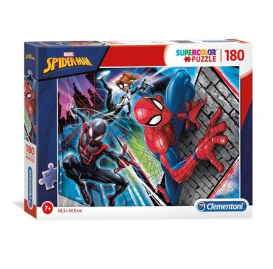 Puslespill 180 Spider-Man Clementoni