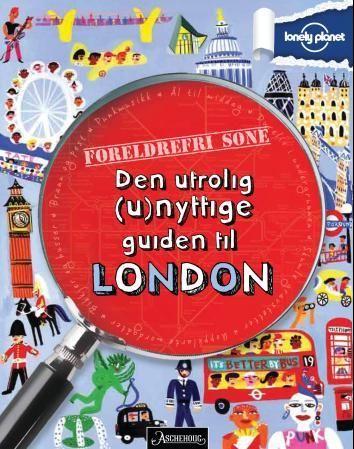 Den utrolig (u)nyttige guiden til London