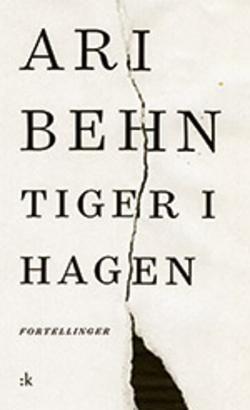 Tiger i hagen