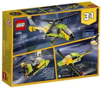 Lego Helikoptereventyr 31092