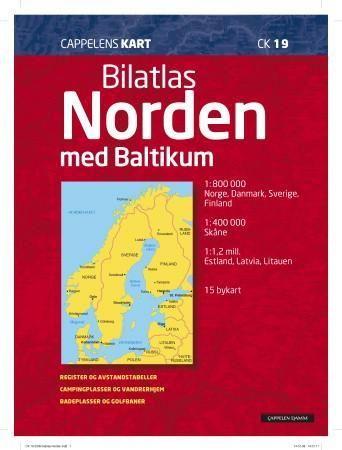 Norden med Baltikum 2009