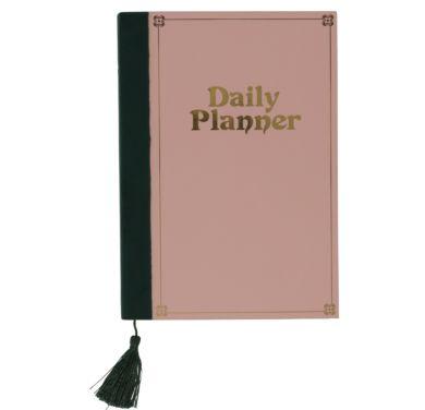 Kalender Daily Planner Velvet Spine