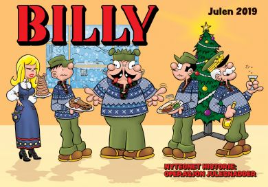 Billy julehefte