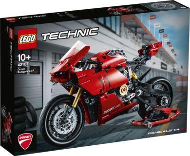 Lego Ducati Panigale V4 R 42107