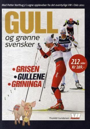 Gull og grønne svensker