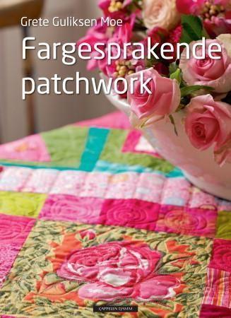 Fargesprakende patchwork