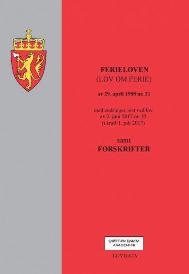 Ferieloven