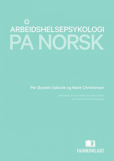 Arbeidshelsepsykologi på norsk