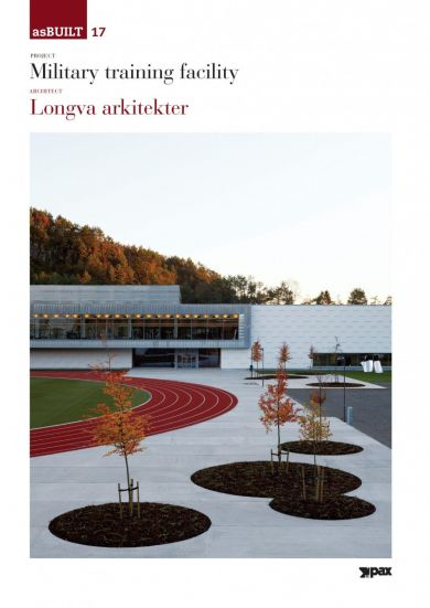 Project: Military training facility, architect: Longva arkitekter
