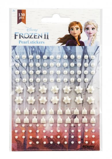 Frost 2 Pearl Stickers