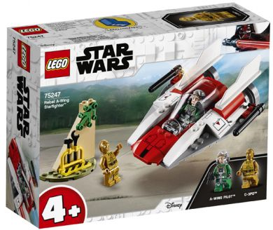 Lego A-Wing Starfighter 75247