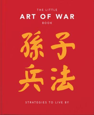 The Little Art of War Book