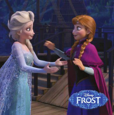 Frost Boardbok for de minste