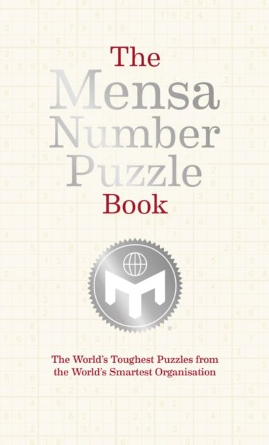 Mensa Number Puzzle Book, The